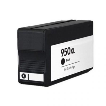 HP 950xl utángyártott fekete tintapatron CN045A
