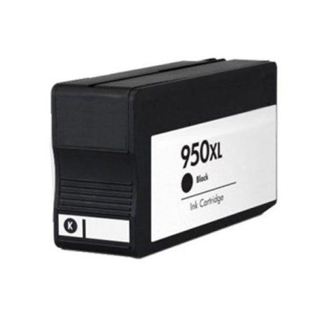 HP Nr.950xl utángyártott fekete tintapatron CN045A