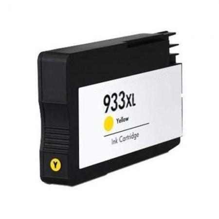 HP CN056AE utángyártott tintapatron No.933XL, sárga