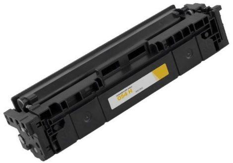 Canon CRG-054H utángyártott Y toner, 2300 oldal ( crg054h )