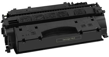 Canon CRG-719H utángyártott toner,  (CRG719H, CE505X)