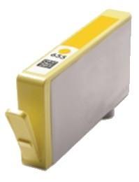 HP-hez CZ112AE utángyártott tintapatron sárga Nr.655