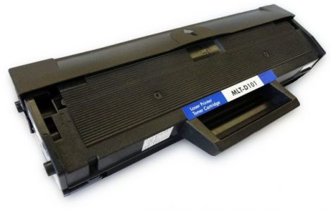 Samsung MLT-D101S fekete utángyártott toner (≈1500 oldalas)