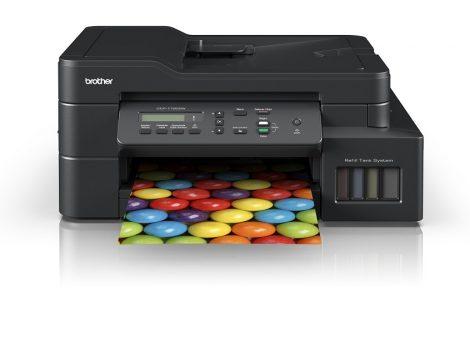 Brother DCP-T720DW színes, tintasugaras, wifi-s, duplex multifunkciós nyomtató