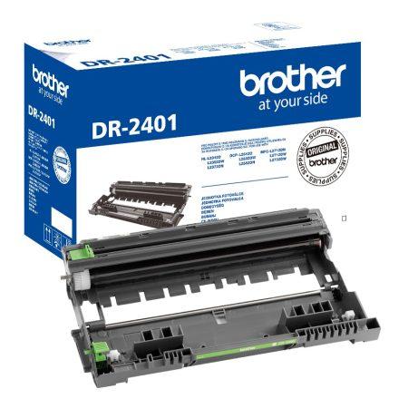 Brother DR-2401 eredeti dobegység (drum, fényhenger, dr2401)
