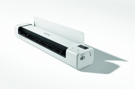 Brother DS-940D duplex, wi-fi-is  mobilszkenner + 100 db genotherm (DS940DWTK1)