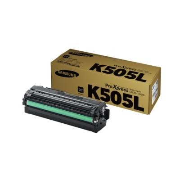 Samsung SLC2620/2670 eredeti fekete toner (CLT-K505L/SU168A) (≈6000 oldal)