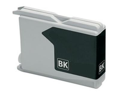 Brother utángyártott LC1000 BK (fekete)  tintapatron LC970