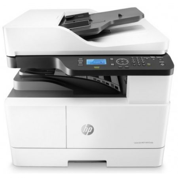 HP LaserJet M443nda nyomtató + 100 db genotherm