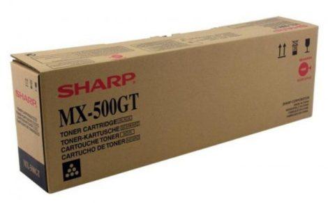 Sharp MX500GT fekete eredeti toner 40K (40000 oldal)