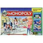 Tegye egyedivé a nyomtatójával! My Monopoly társasjáték + 500 Hűségpont