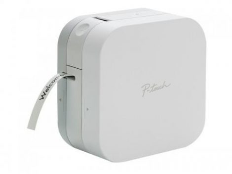 Brother PT-P300BT bluetooth címkenyomtató (P-touch CUBE)