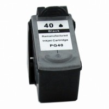 Canon PG-40 utángyártott fekete tintapatron (pg40)