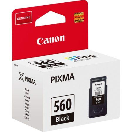 Canon® PG-560 eredeti fekete tintapatron, ~180 oldal (pg560)