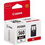 Canon® PG-560 XL eredeti fekete tintapatron, ~400 oldal (pg560xl) (3712C001AA)