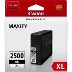 Canon® PGI-2500BK XL eredeti fekete tintapatron, ~2500 oldal