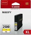 Canon® PGI-2500Y XL eredeti sárga tintapatron, ~1500 oldal