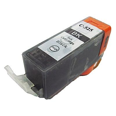Canon PGI525 BK utángyártott chipes tintapatron  (pgi-525)