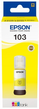 Epson Nr.103 yellow tinta (70ml) (T00S4) (≈7500oldal)