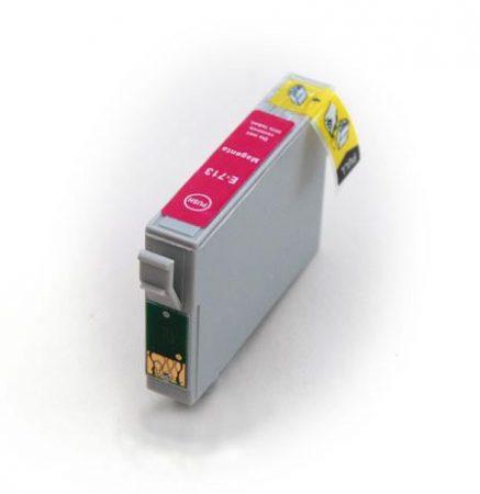 Epson T0713 magenta utángyártott tintapatron