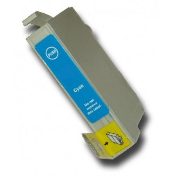 Epson nyomtatóhoz T0802 CIÁN utángyártott tintapatron kb.≈: 400 oldalas TO802