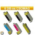 Epson T1295 utángyártott tintapatron csomag, 6 darabos