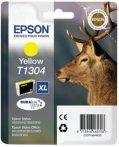 Epson T1304 (Y) sárga eredeti tintapatron (≈330oldal)