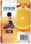 Epson Nr.33XL (T3351) eredeti fekete tintapatron, ~530 oldal