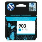 HP T6L87AE, Nr.903 eredeti cián tintapatron, ~315 oldal