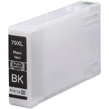 Epson -hoz T7901 XL fekete utángyártott tintapatron (≈2600oldal)
