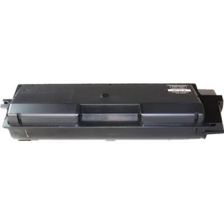 Kyocera TK-590 BK utángyártott fekete toner (TK590)
