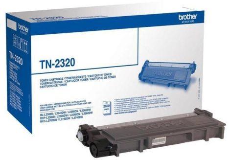 Brother TN-2320 eredeti fekete toner tn2320