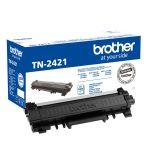 Brother TN-2421 Black eredeti toner + minőségi golyóstoll