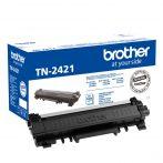 Brother TN-2421 Black eredeti fekete toner (~3000 oldalas)