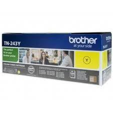 Brother TN-243Y (sárga) eredeti toner, ~1000 oldal