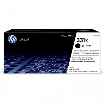 HP W1331X (Nr.331X) eredeti fekete toner, ~5000 oldal